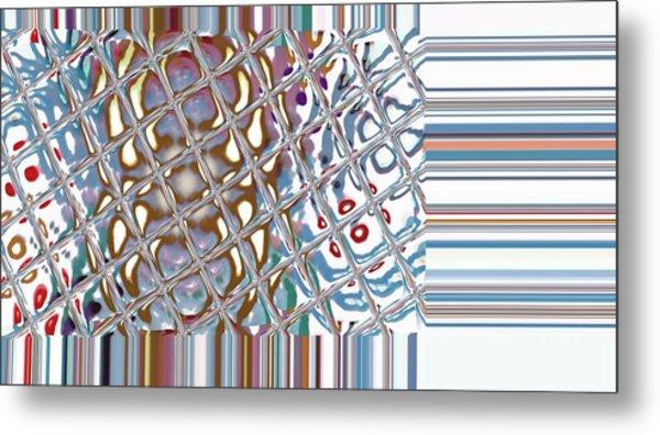 Color Crystal Metal Print by Thomas Smith