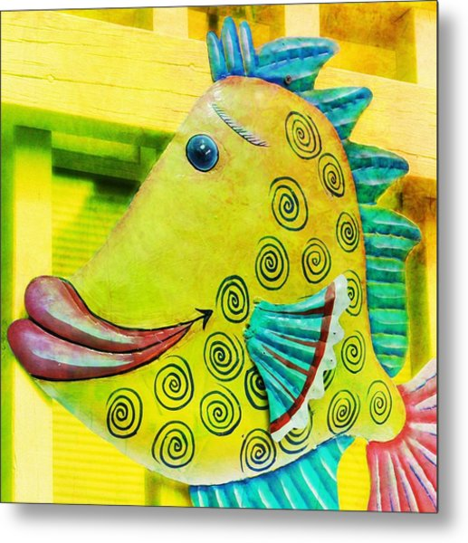 Color Me Happy Metal Print by JAMART Photography