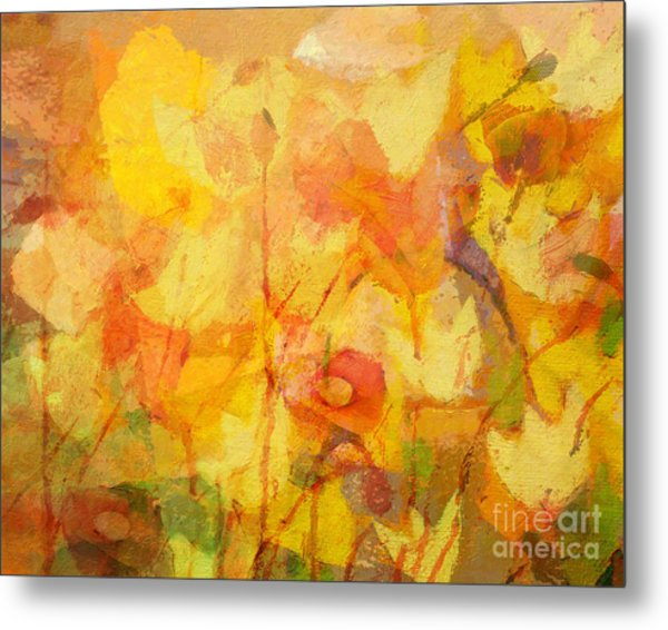 Color Sinfonia Metal Print