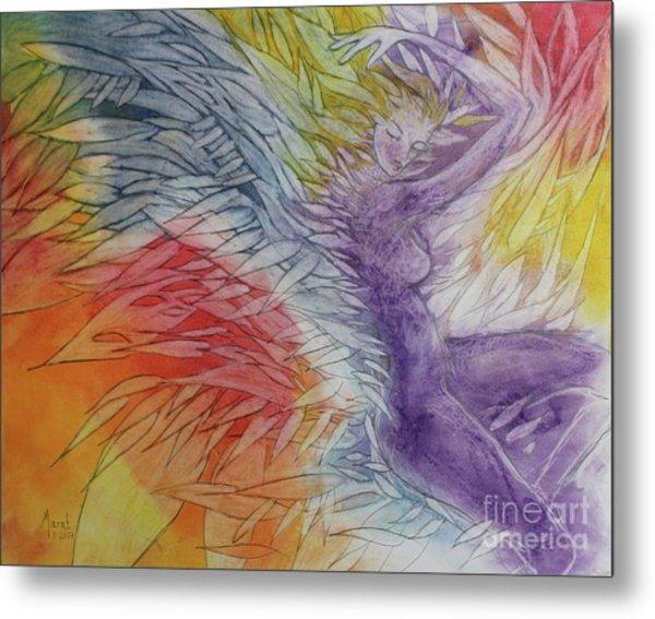 Color Spirit Metal Print