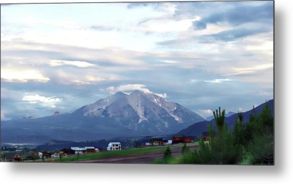 Colorado 2006 Metal Print