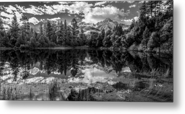 Colorado Calm Metal Print