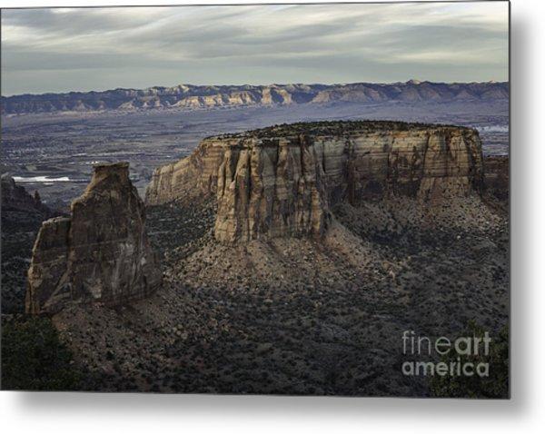 Colorado National Monument 2 Metal Print