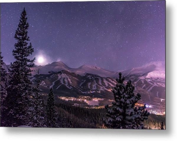Colorado Night Metal Print