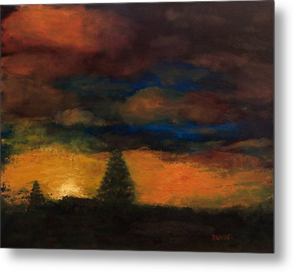 Colorado Sunrise Metal Print by Bill Brauker