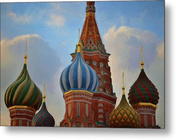 Colorful Sky Metal Print by JAMART Photography