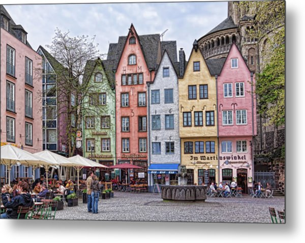Colors Of Germany Metal Print