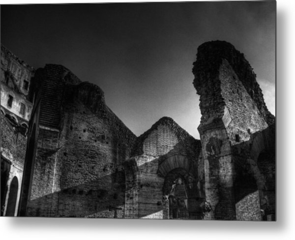 Coloseo 1 Metal Print by Brian Thomson