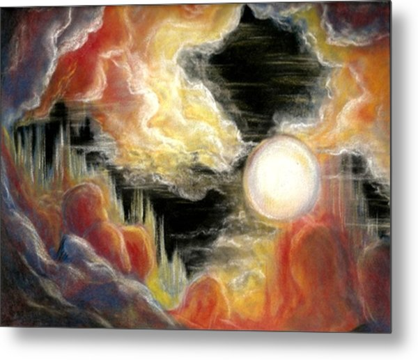 Come Together Metal Print by Pam Ellis