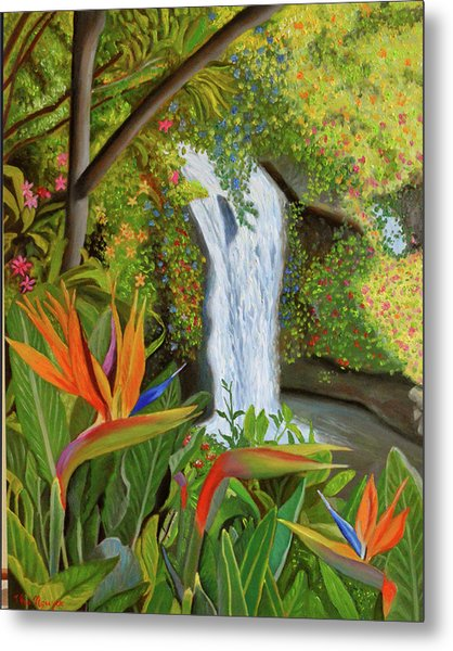 Conquest Of Paradise Metal Print