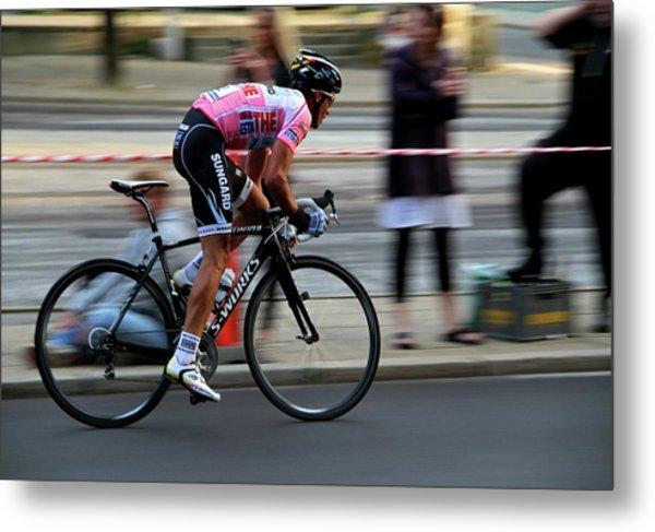 Contador Street Racer Metal Print