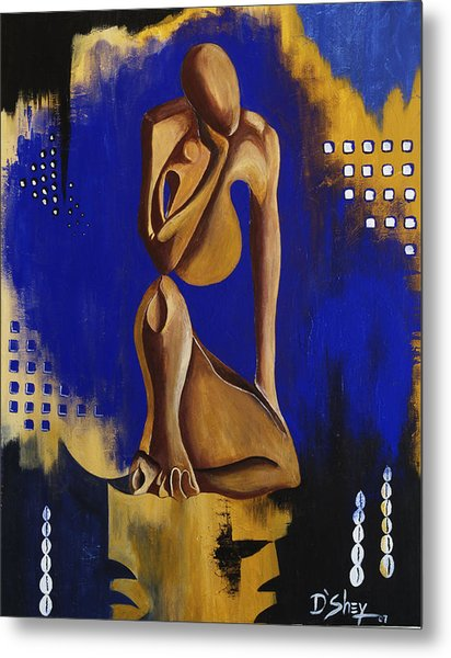 Contemplation Metal Print by Don MacCarthy