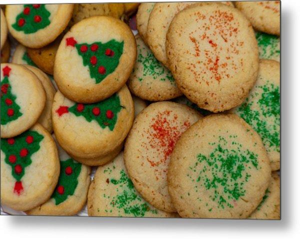 Cookies 103 Metal Print