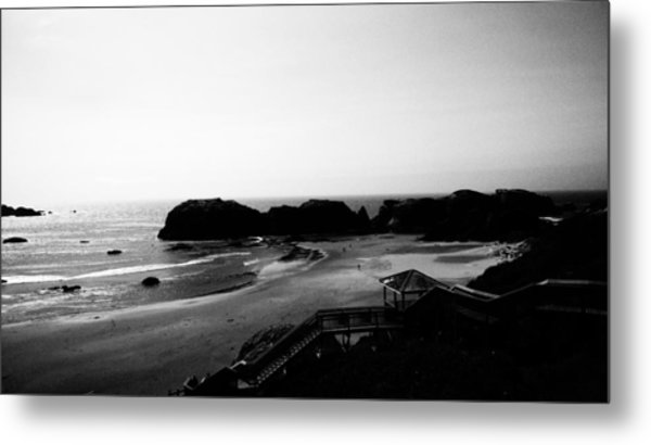 Coquille Point IIi Metal Print