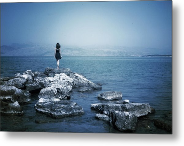 Corfu - Greece Metal Print