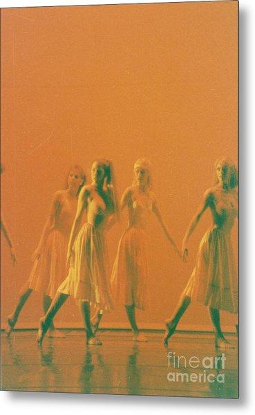 Corps De Ballet Metal Print