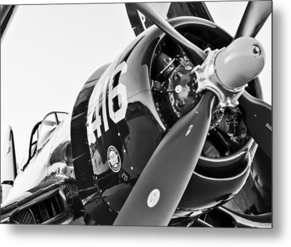 Corsair's Nose Metal Print