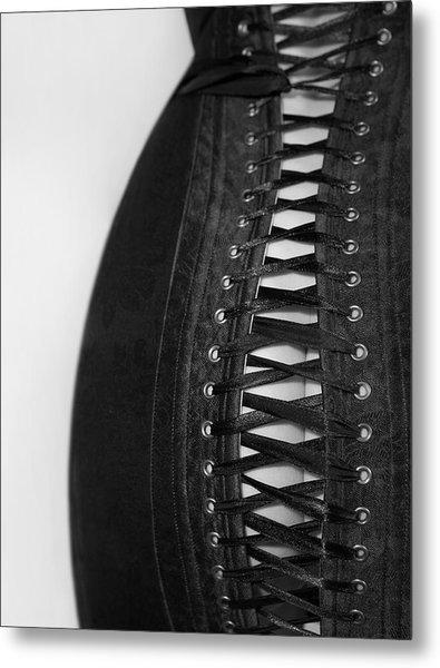 Corset #20080 Metal Print