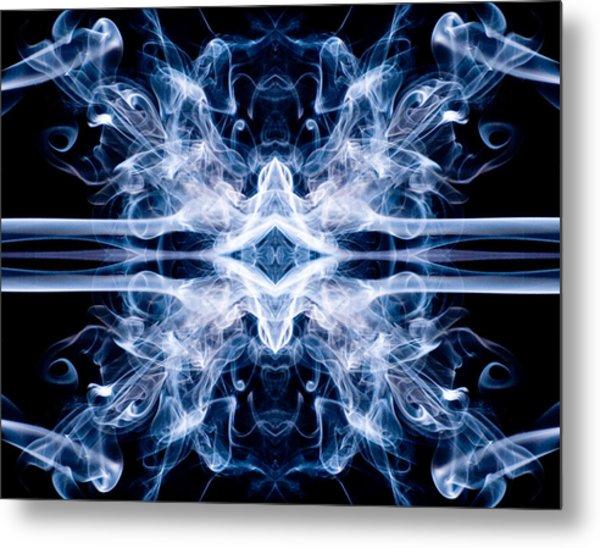 Cosmic X Metal Print