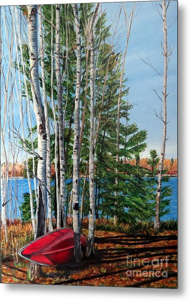 Cottage Country 2 Metal Print