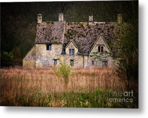 Country Retreat Metal Print