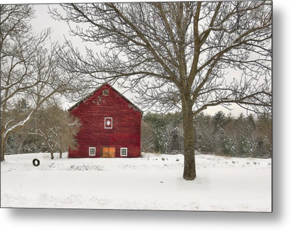 Country Vermont Metal Print