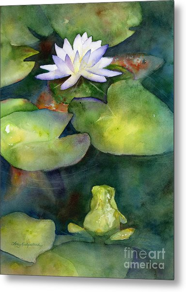 Goldfish art fine art america for Koi pool thornton