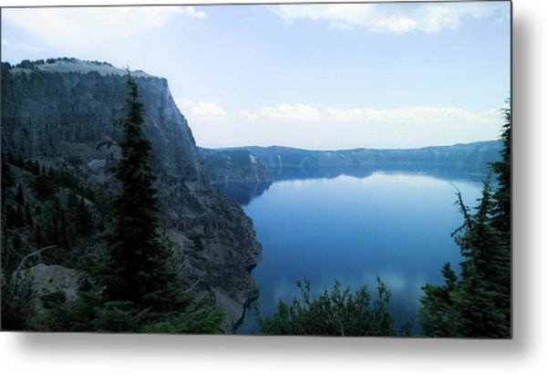 Metal Print featuring the photograph Crater Lake 3 by Pacific Northwest Imagery