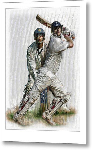 Cricket2 Metal Print by James Robinson