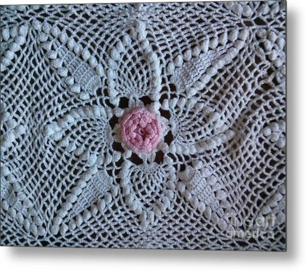 Crochet Thread Metal Prints And Crochet Thread Metal Art Fine Art