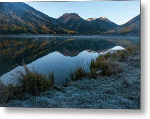 Crystal Lake - 0565 Metal Print