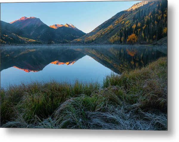Crystal Lake - 0577 Metal Print