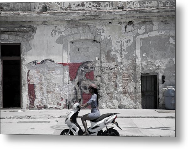 Cuba #5 Metal Print
