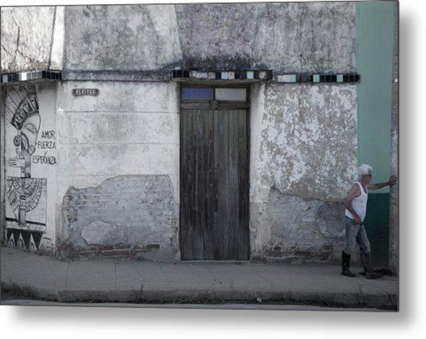 Cuban Life #2 Metal Print