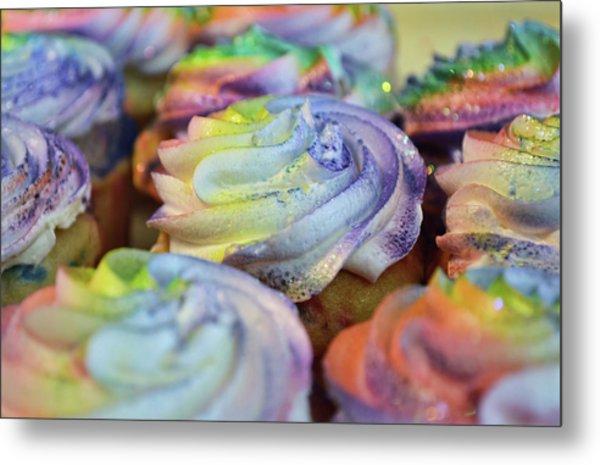 Cupcake Chaos Metal Print by JAMART Photography