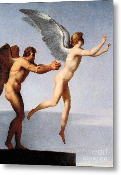 Daedalus And Icarus, 1799 Metal Print