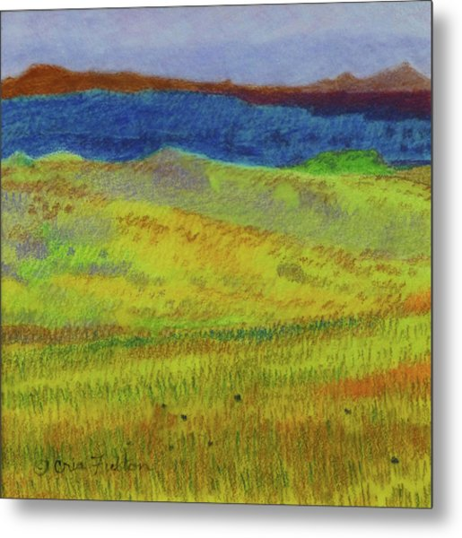 Dakota Dream Land Metal Print