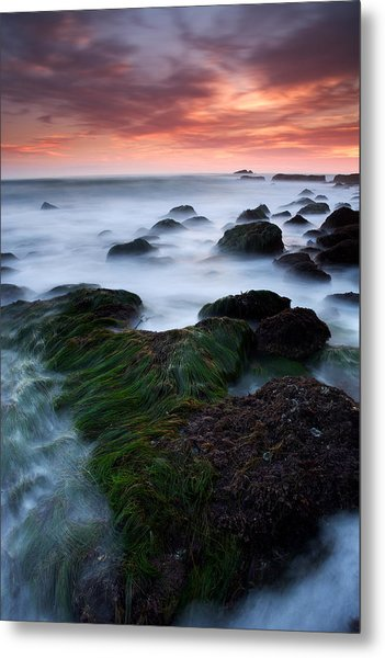 Dana Point Sunset Metal Print by Eric Foltz