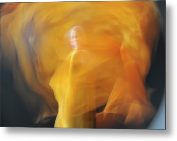 Dance Of Fire Metal Print