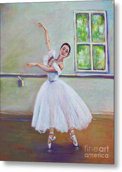 Dancer Metal Print by Joyce A Guariglia