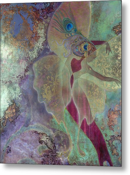 Dancing Fairy Metal Print