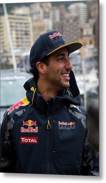 Daniel Ricciardo Metal Print