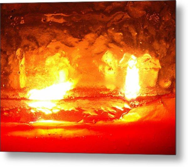 Dante's Inferno Photos Twenty Metal Print