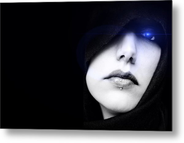 Dark Angel Metal Print