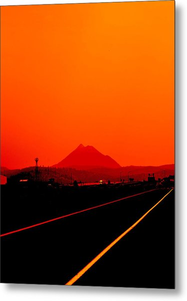 Dark Hill Road 2015 Metal Print