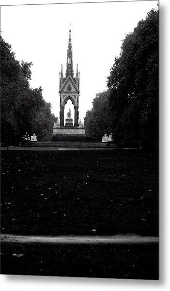 Dark Memorial Metal Print by Jez C Self