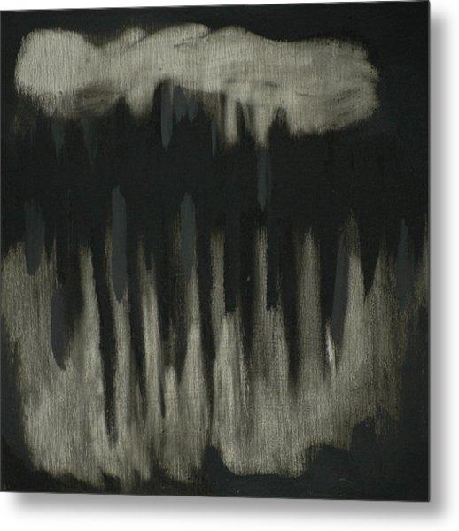 Dark Showers Metal Print by Liz Maxfield