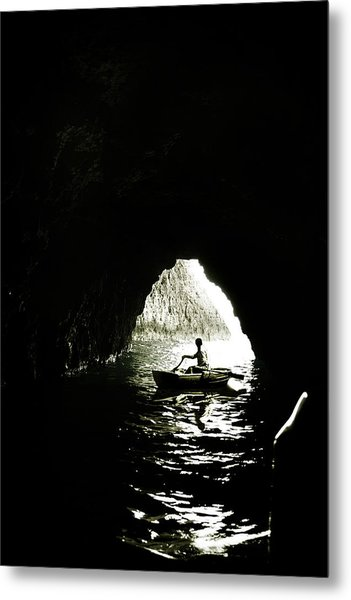 Darkest Waters Metal Print