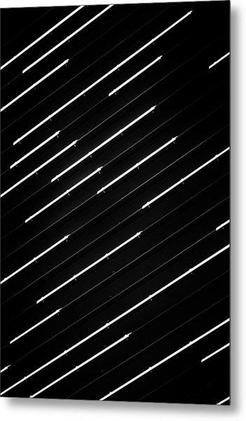 Dashed No. 1-1 Metal Print