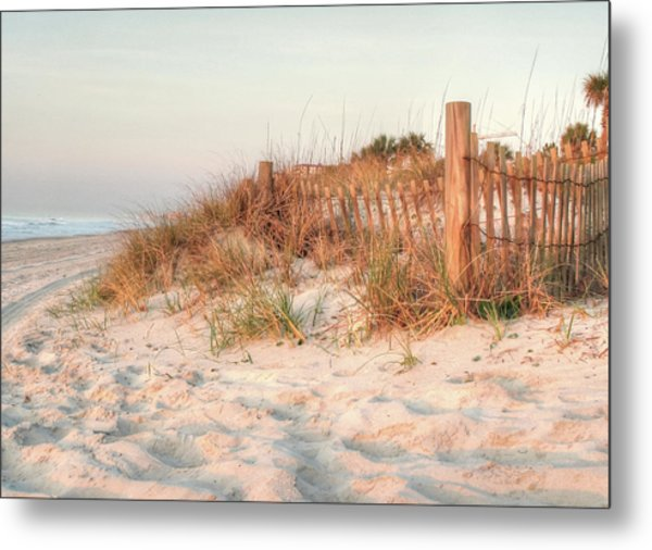 Dawn At 82nd Metal Print